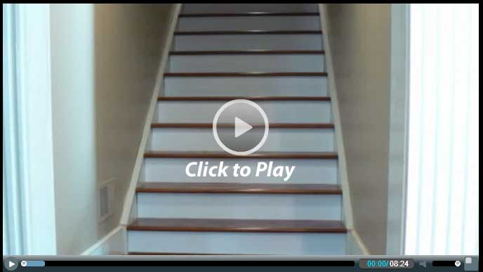 How To Install Stair Treads   Click To Play